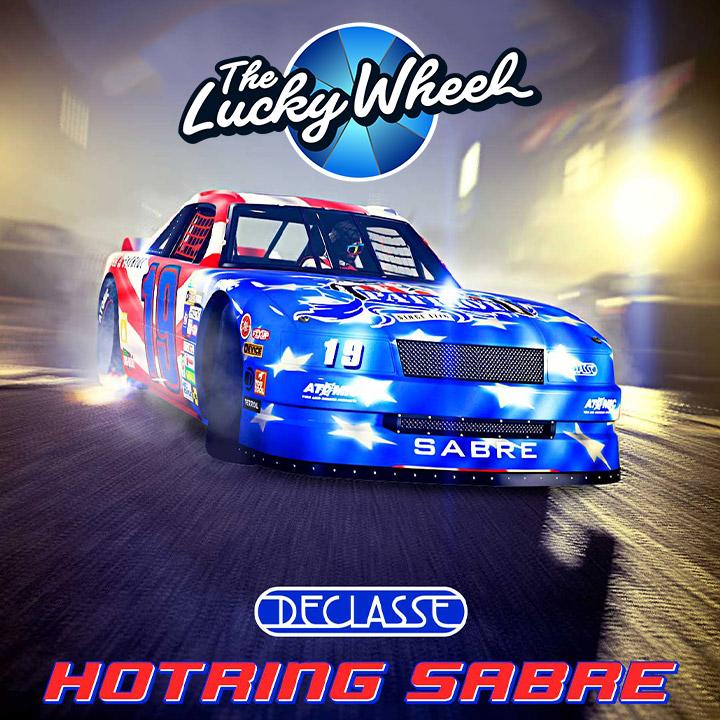 Declasse Hotring Sabre - GTA Online