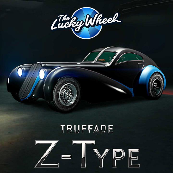 Truffade Z-Type - GTA Online
