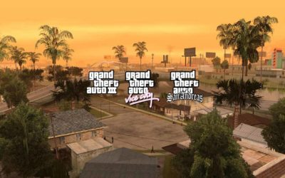 Les remasters de GTA 3, Vice City et San Andreas semblent se confirmer