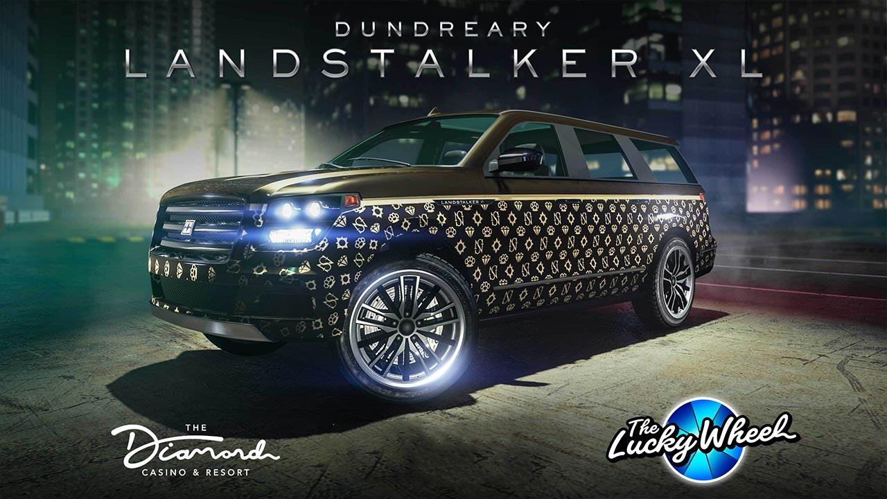 Dundreary Landstalker XL - GTA Online
