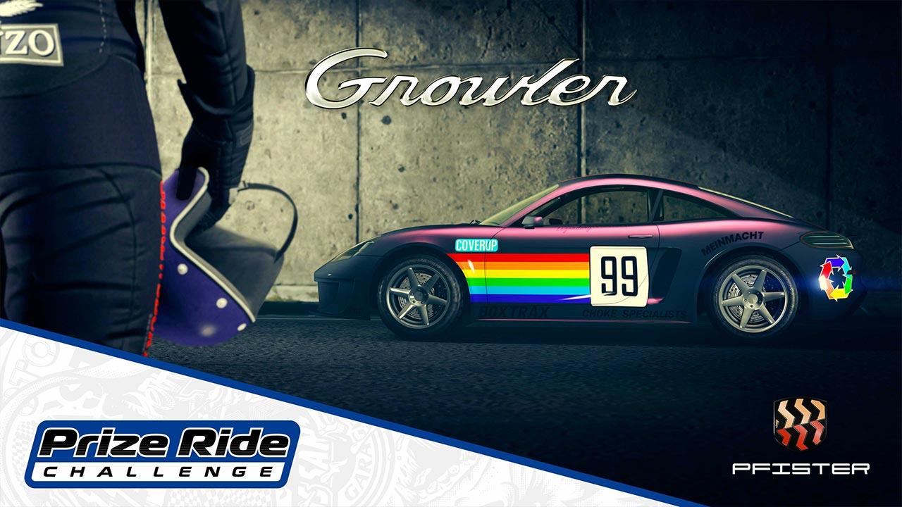 Pfister Growler - GTA Online